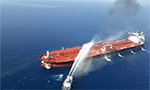Front Altair leaves Iran waters after Gulf of Oman attacks