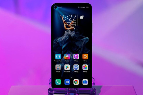 Huawei prepares for 40-60pc fall in international smartphone shipments