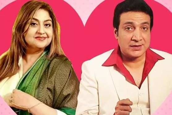 Veteran Punjabi actress Anjuman performs second marriage with actor Lucky Ali