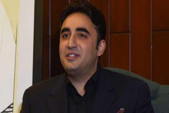 Bilawal appreciates MQM for speaking up for Zardari's production order