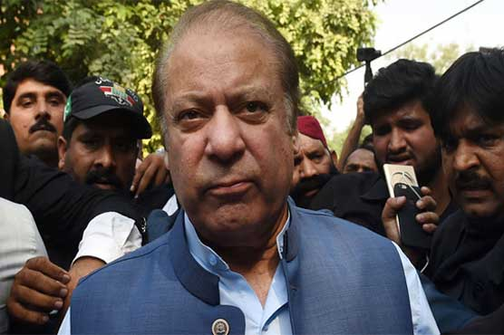 Nawaz Sharif may suffer heart attack anytime, counsel tells IHC