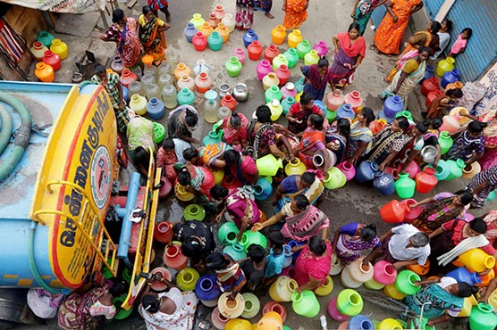 India creates new ministry to tackle growing water crisis