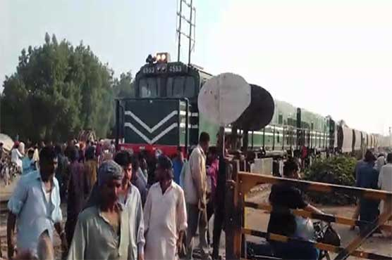 2 killed, many injured in collision between two trains in Hyderabad