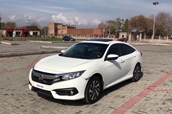 Honda again revises car prices in Pakistan