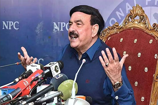Train fares will be increased up to 6-7pc: Sheikh Rasheed