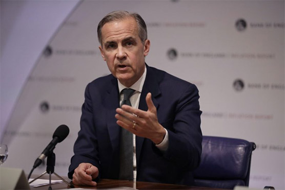 Bank of England keeps interest rates frozen