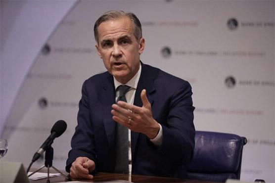 Bank of England warns increased downside risks as bank rate held