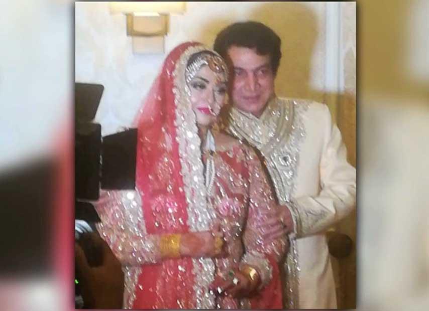 Legendary Punjabi film actress Anjuman ties the knot - LifeStyle