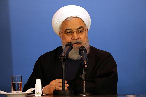 Rouhani says US drone's 'intrusion' stokes tensions in Gulf