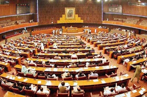 Govt, opposition in political strife over usage of the word 'selected' for PM