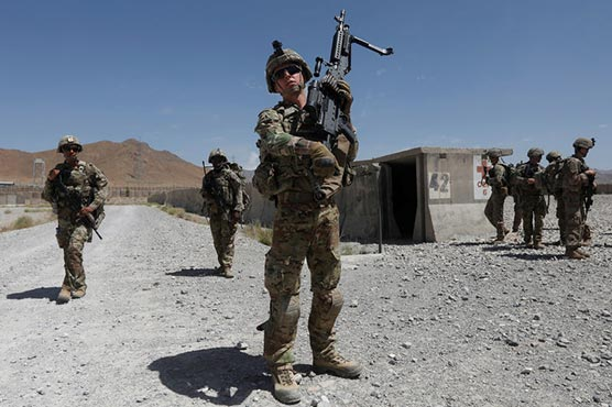 US, Taliban aim to firm up date for foreign force exit from Afghanistan