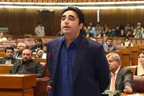 Ban on word 'selected' imposed because of PM Imran's ego: Bilawal