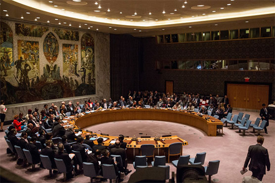 UN Security Council urges dialogue, end to US-Iran tensions