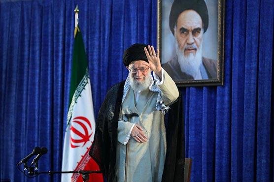 Sanctioning Iran's Khamenei is an attack on the nation: govt spokesman