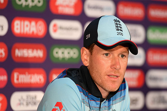 Morgan says England's World Cup fate is in their own hands