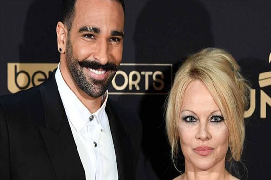 Pamela Anderson and French World Cup-winning boyfriend split