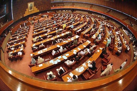NA approves 66 demands for grants worth over Rs347.951 billion