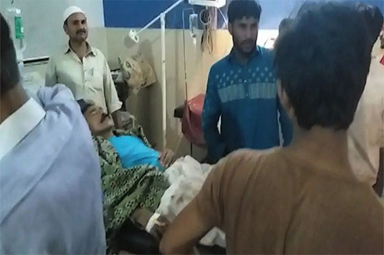 Two killed, 16 injured in rain related incidents in parts of Punjab