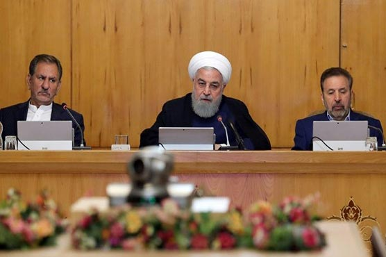 Parties to Iran nuclear deal meet amid threat of collapse