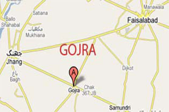 Two killed, 48 injured in rain-related incidents in Gojra