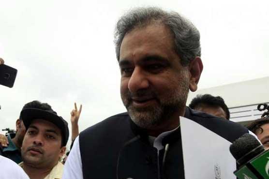 Production order is Khawaja Saad's right: PML-N's Abbasi