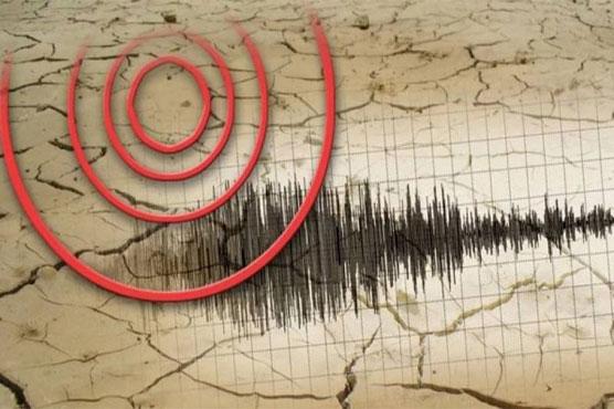 Earthquake of 3.5 magnitude jolts Loralai