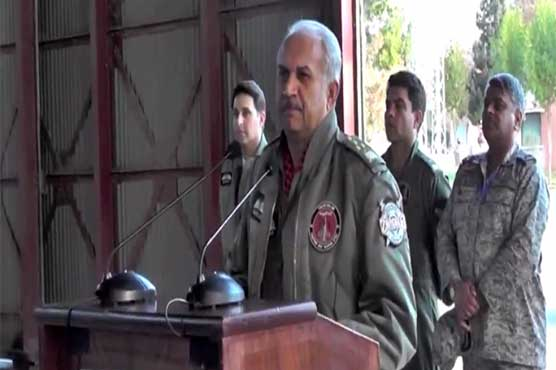 PAF fulfilled nation's expectations, says Air Chief Mujahid Anwar