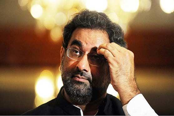 LNG case: NAB summons details of Shahid Khaqan Abbasi's assets