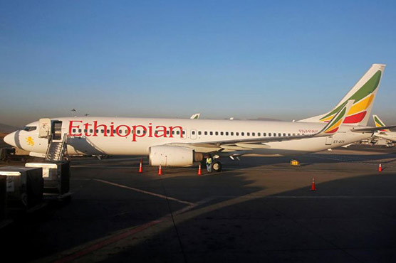 Ethiopian Airlines plane crashes on way to Kenya