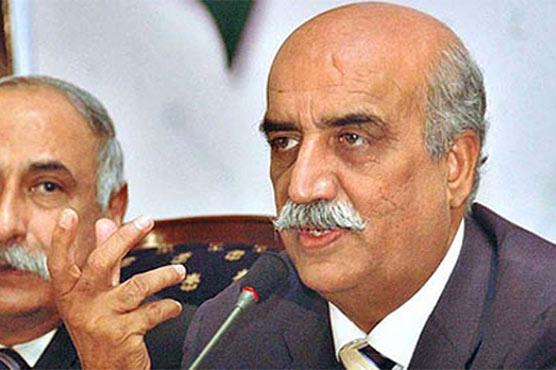 Will consider it murder if something happens to Nawaz Sharif: Khurshid Shah