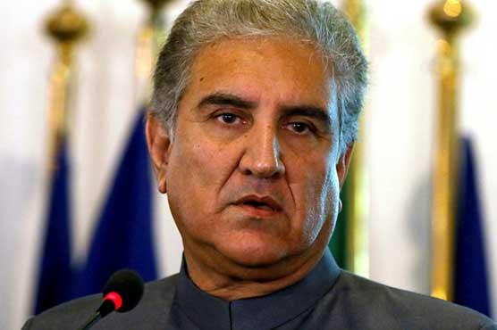 481795 46472537 - بھارت پاکستان کو سفارتی سطح پر تنہا کرنا چاہتا ہے، وزیر خارجہ