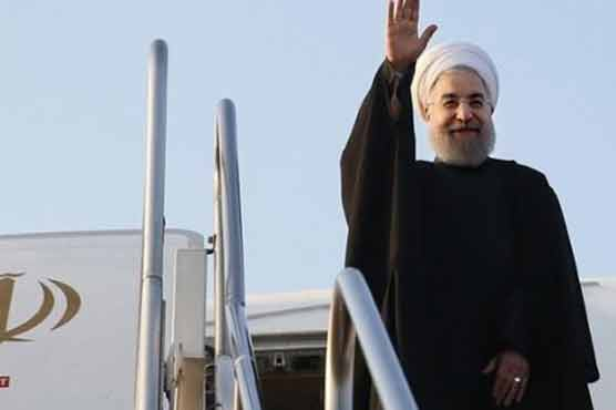 Iran's President Rouhani to make first official visit to Iraq