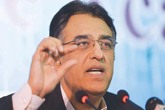 India lobbying to blacklist Pakistan in FATF: Asad Umar