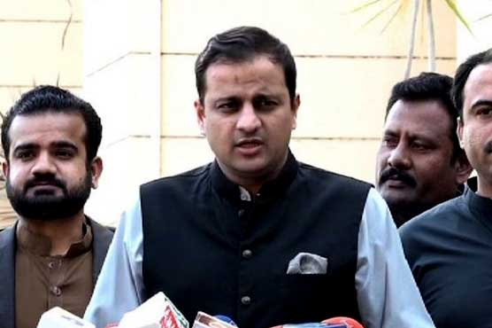 Federal govt treating Sindh like an adopted child: Murtaza Wahab