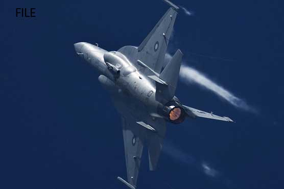 PAF successfully test fires indigenously developed missile from JF-17