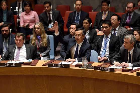 482298 40986007 - سلامتی کونسل: چین نے مسعود اظہر پر پابندی کی قرارداد رکوا دی