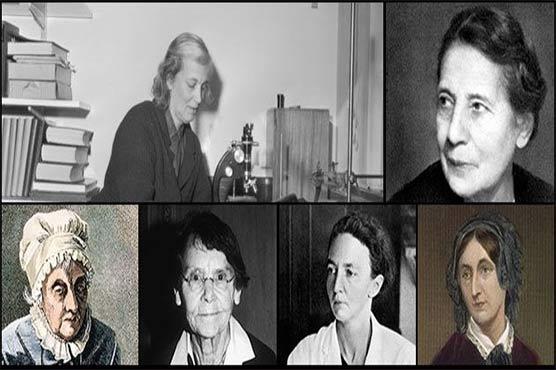 482409 26181762 - خواتین سائنسدانوں کو گراں قدر خدمات کے باوجود پہچان نہ ملی