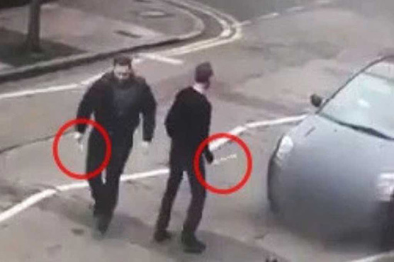 London mosque attack: 'Racist' thug calls Muslim worshippers 'terrorists'