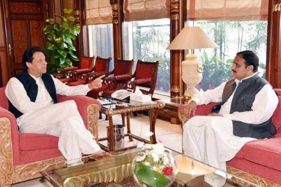Imran Khan summons Punjab CM over MPAs' salary increase: sources