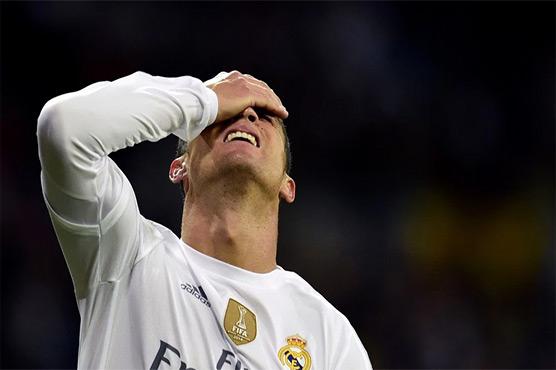 483076 36569268 - فٹبال چیمپئنز لیگ، رونالڈو کو نامناسب اشارے پر 20 ہزار یورو جرمان
