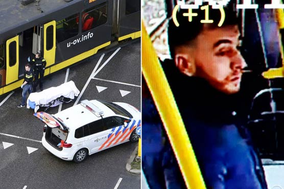 Utrecht gunman left letter in getaway auto  signalling possible terrorism motive