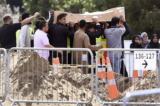 Christchurch shooting: First mosque victims laid to rest under armed guard