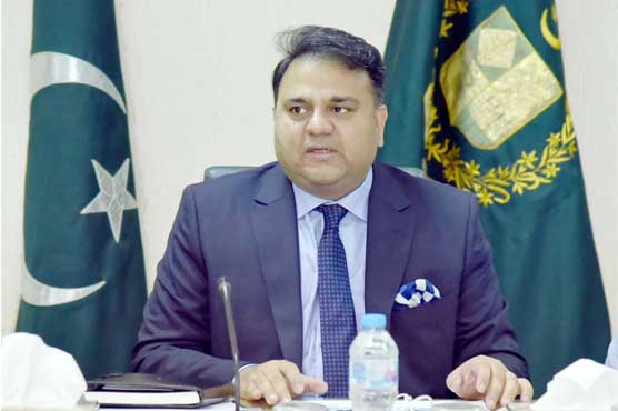 Fawad Ch demands apology from PPP leadership over attack on security personnel