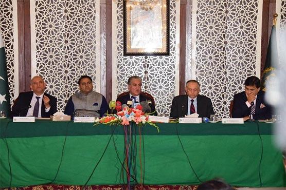 FM Qureshi declares Samjhota Express verdict discriminatory