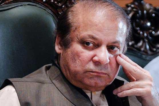 Sharif family, PMLN leaders meet Nawaz Sharif at Kot Lakhpat Jail