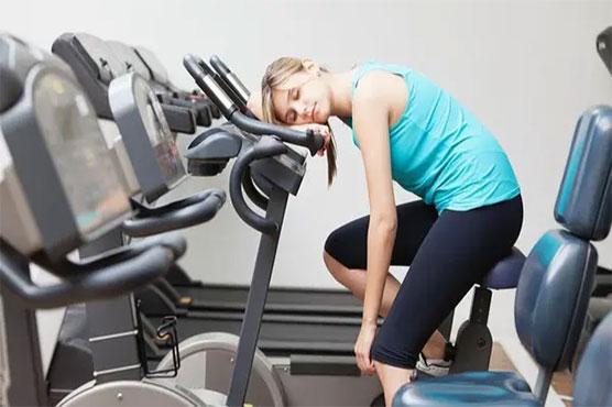 """483602 94759701 - وزن میں کمی کے لیے نیند پوری کرنا """"gym"""" سے کہیں زیادہ اہم : تحقیق"""