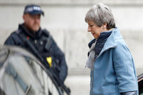 Mayday? Pressure builds on PM Theresa May to announce plans to quit