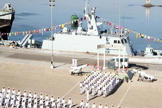 Pakistan Navy celebrates Pakistan Day with traditional zeal and zest