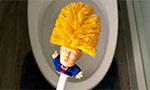 Donald Trump toilet brushes available to buy