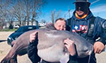 Texas 13-year-old lands state record catching 67-pound catfish